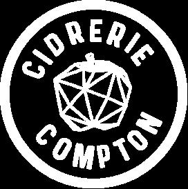 Logo de la Cidrerie Compton, entreprise familiale québécoise située dans les Cantons-de-l'Est